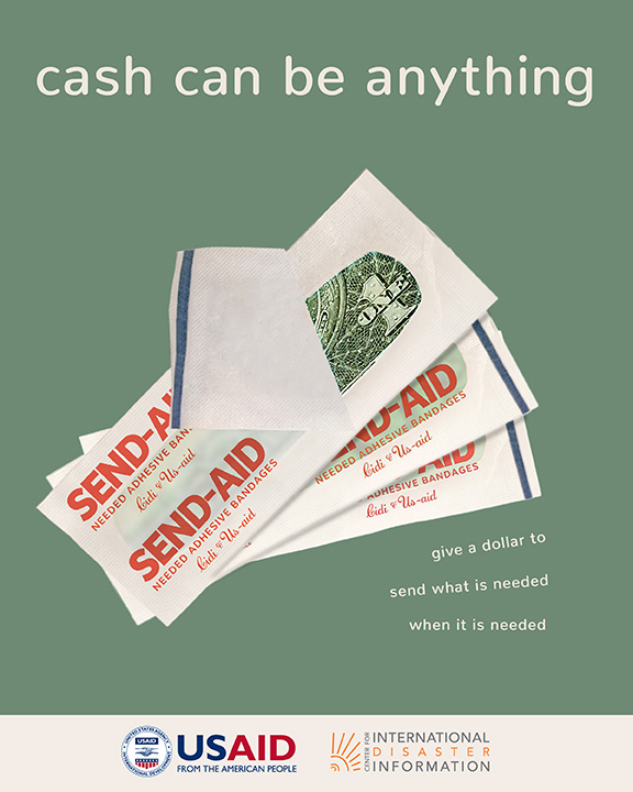 Cash Can Be Anything