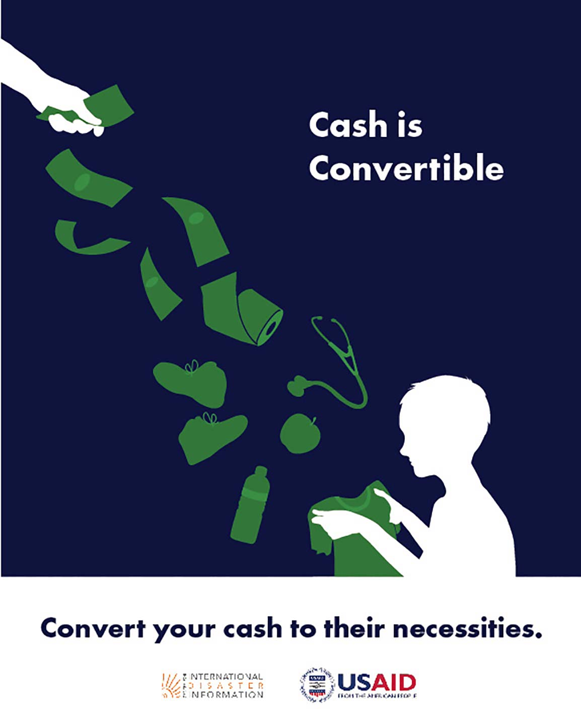 Cash is Convertible